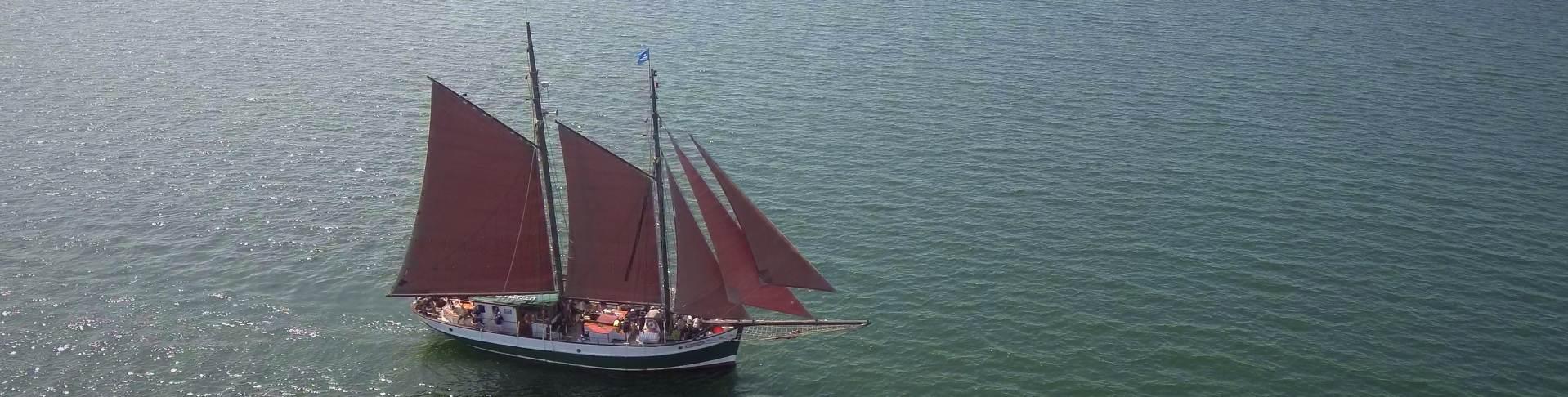 Jachara auf der Ostsee lang 1
